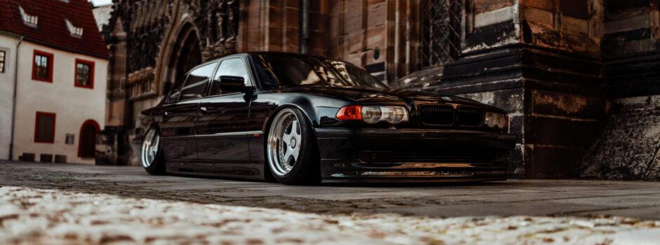 Baggedparts-Airride-BMW-E38-Luftfahrwerk-7er